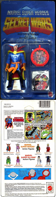 Secret Wars custom Doctor Strange | Action Figure Archive Forums - Discuss, buy, sell & trade vintage 70s & 80s figure lines