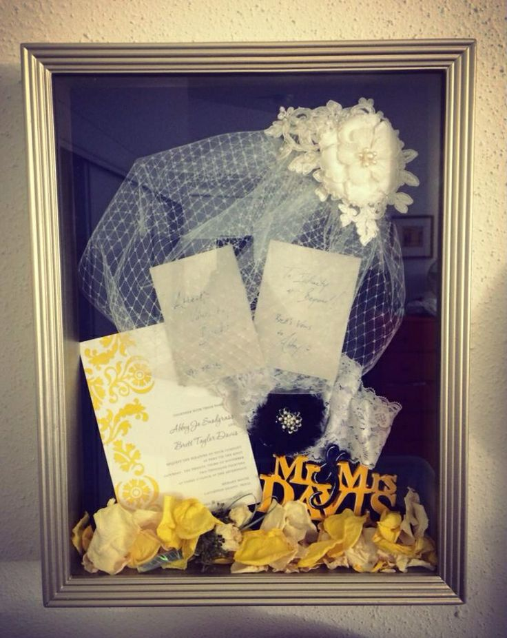 Best 25 wedding dress shadow box ideas on pinterest for Wedding dress shadow box