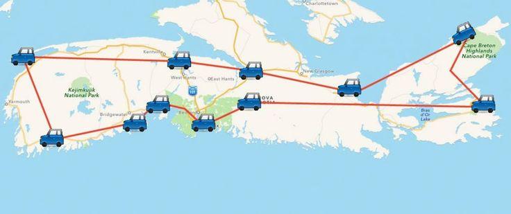 Nova Scotia Trip - https://www.narcity.com/halifax/map-will-take-ultimate-nova-scotia-road-trip-2017/#