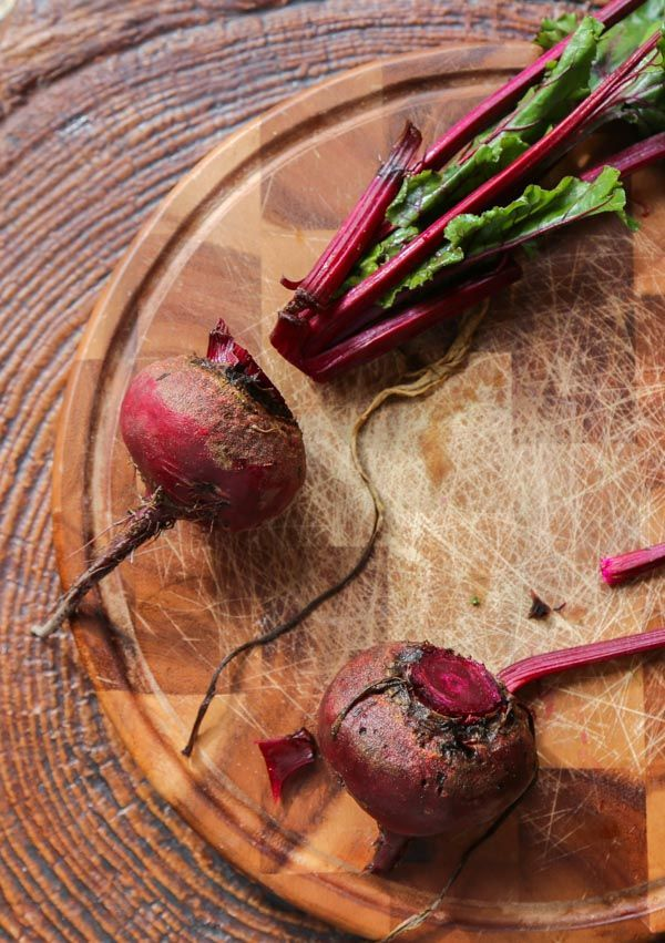 How to roast a beet