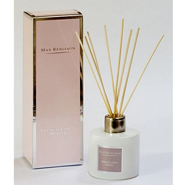 "Fragrance Room Diffuser ""French Linen Water"" 150ml by Max Benjamin"