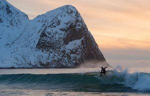 Volcanoes, sharks and northern lights: 15 of the world's best surfing spots | Sport | The Guardian