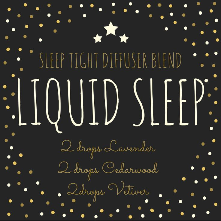 I need sleep! for the diffuser or one drop each onto the feet. #ZZzzZzzZ…