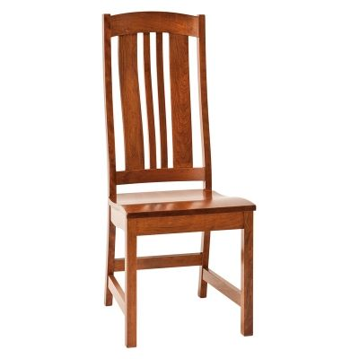 Side Chair Carolina Furniture Made In USA Outlet Discount Furniture  Selections Discount Furniture At Amish Oak And Cherry, Hickory, NC