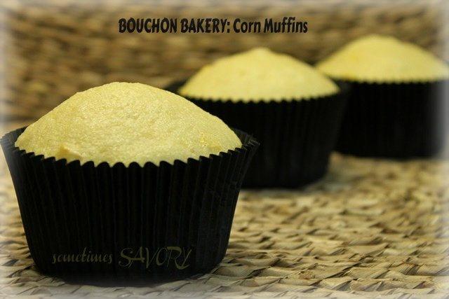 corn muffins bouchon bakery book project bouchon bakery