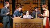 Check out these pictures from BEAUTIFUL: The Carole King Musical on Broadway!