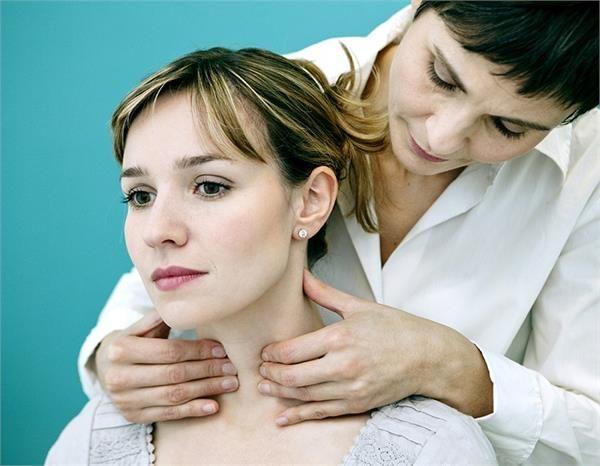 Reasons For Thyroid In Women In Hindi Thyroid Thyroidproblem
