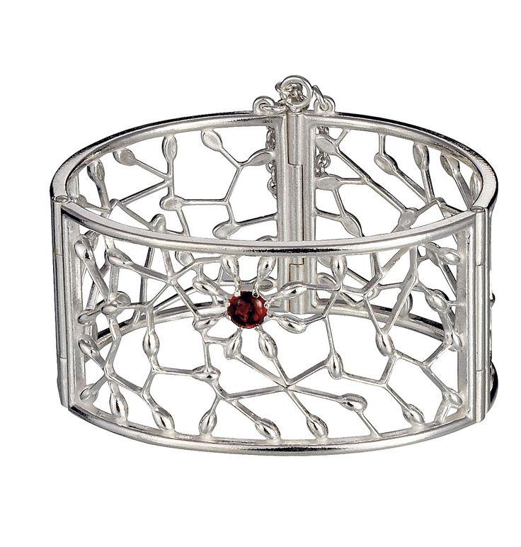 Carmen bracelet by Kalevala Koru, silver 412€