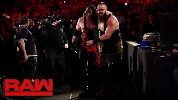 Braun Strowman vs. Kane - Last Man Standing Elimination Chamber Qualifying Match: Raw, Jan. 29, 2018 - YouTube