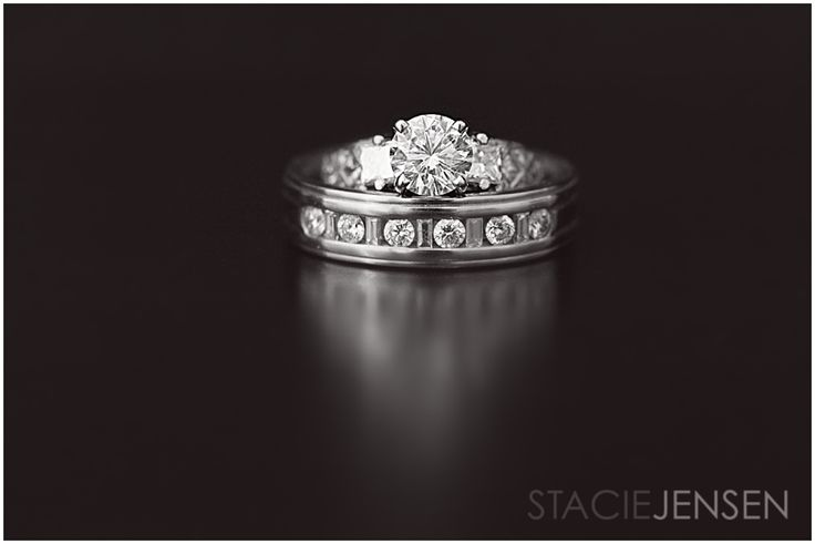 How To Photograph Wedding Rings Of course there is an art to this type of photography. Getting the small details is not that easy but below are some great tips to get you the most beautiful ring shot for your bride and groom! . Background - Diamonds show up best [...]