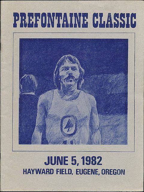 Prefontaine Classic Program Cover 1982 | Flickr - Photo Sharing!