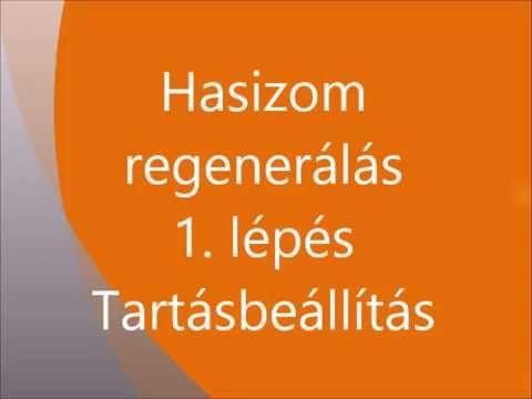 Kihívás – Hozd helyre a pocakod (szülés után) | Az erős hasért - nyíltan a Rectus Diastasisról