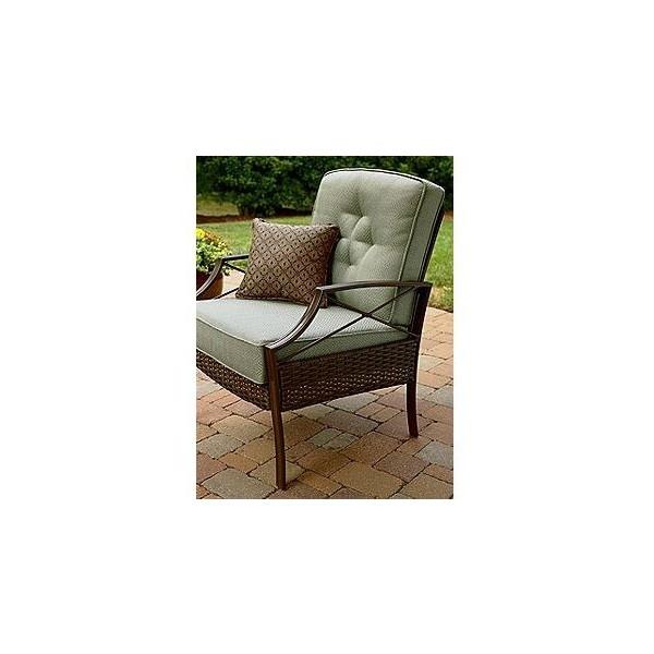 Morgan 4 Pc. Seating Set- La-Z-Boy-Outdoor Living-Patio Furniture-Casual Seating Sets found on Polyvore: Lazboyoutdoor Livingpatio, Livingpatio Furniturecasu, Furniturecasu Seats