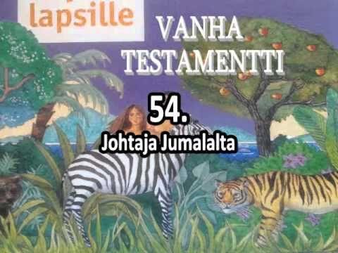 LASTEN RAAMATTU VANHA TESTAMENTTI - YouTube