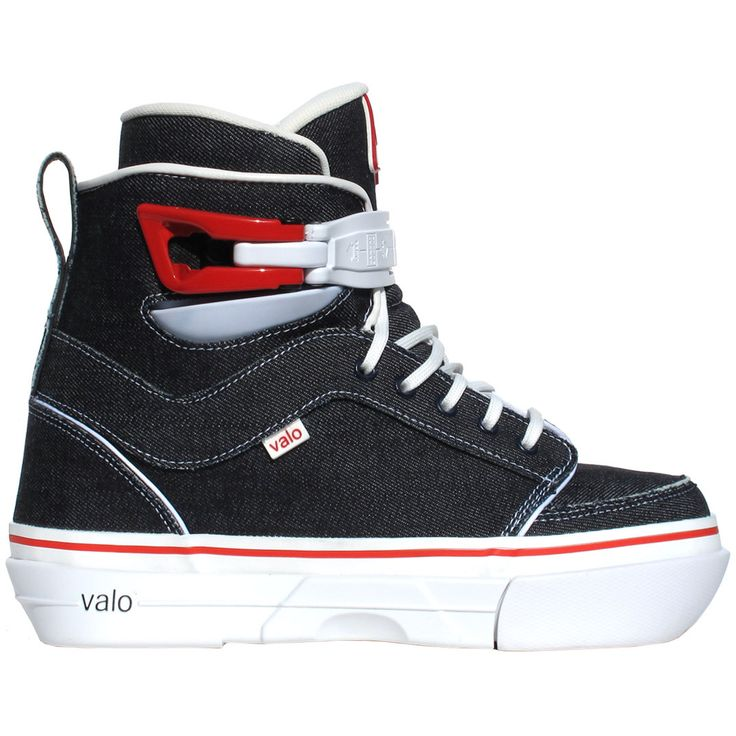 Valo EB 1.5 Denim Boot Only Aggressive Inline Skate