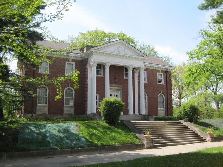 The Campbell Library was the library on the Mount Carroll campus of Shimer College.