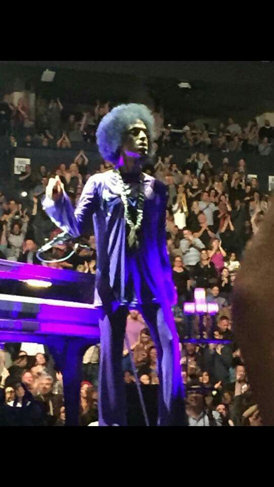 Prince : A Piano and A Microphone Tour - Oracle Arena March 2016