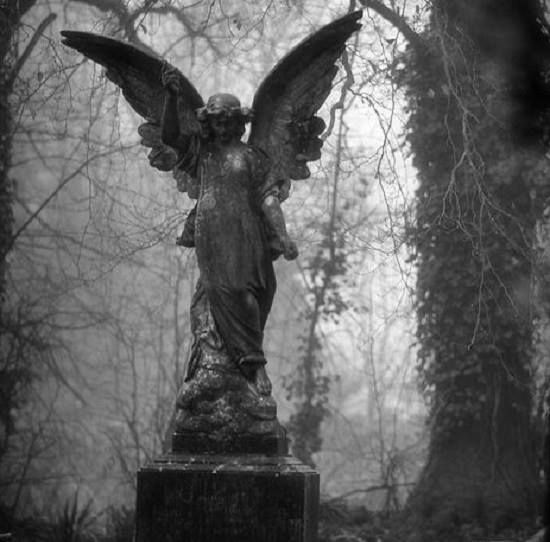 Small Angel Statues For Graves: 2443 Best Images About Tombs & Graves On Pinterest