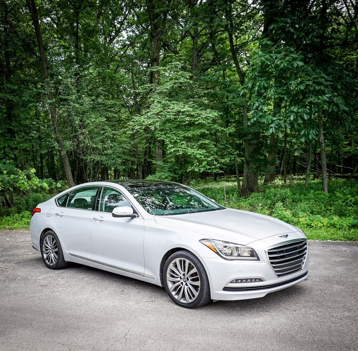 Outstanding 2015 Hyundai Genesis 5.0 Photos Gallery