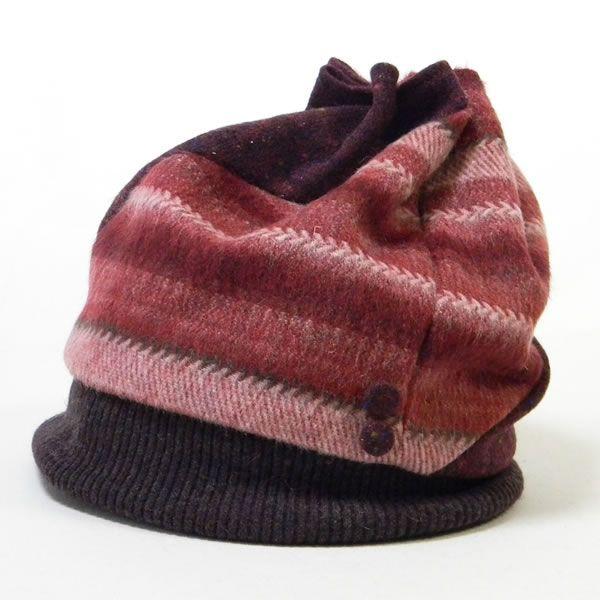 ワッチキャップ  #帽子 #ニット帽 #ピーチブルーム帽子店