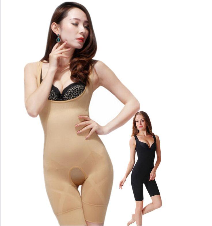 女性セクシーなコルセットシェイパーボディスーツ下着を痩身魔法建物美脚スパッツスーツ女性shapewear痩身ボディシェーピング