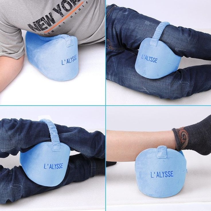 NEW Sciatica Nerve Pain Relief Knee Pillow Great for Pains of Hip Leg Knee Back  #pain+relief #knee+pillow #Sciatica #nerve+problems #health #unisex #orthopedics