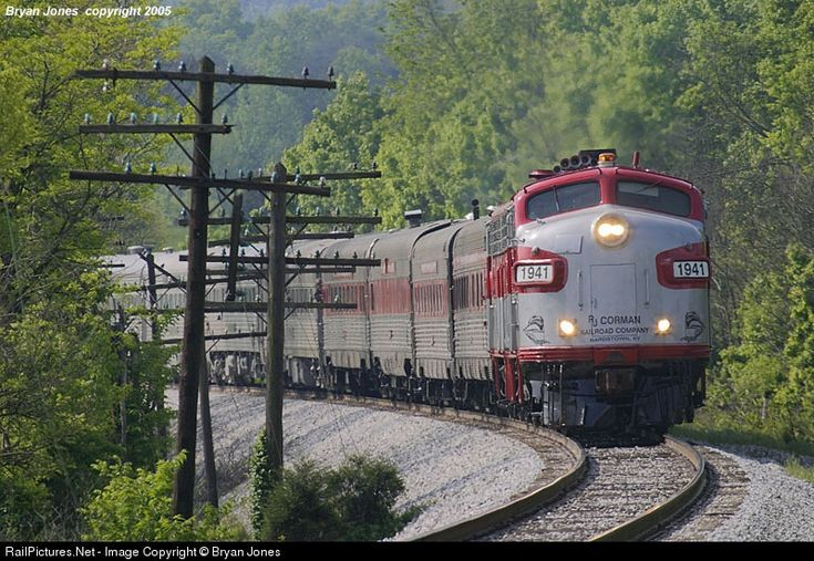 RailPictures.Net Photo: RJC 1941 R.J. Corman Railroads EMD FP7 at Shepherdsville, Kentucky by Bryan Jones