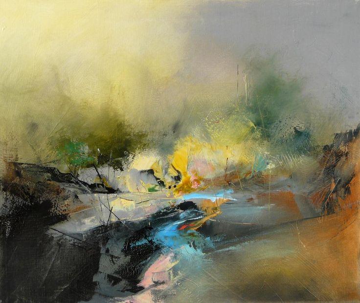 Gerard Mursic artiste peintre breton Saint Malo Plus