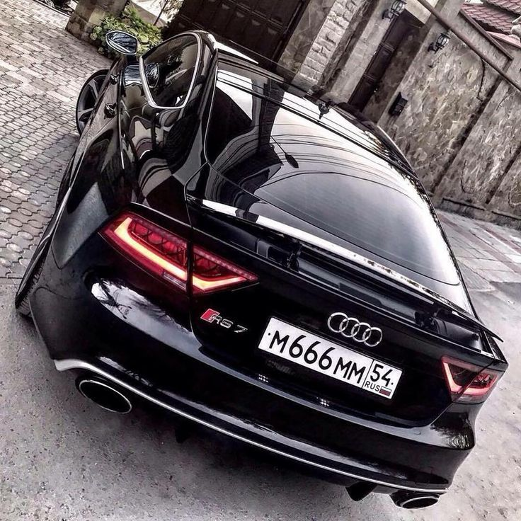 #audi #quattro #bossbabe #a7 #rs7 #black #beast #car #cars