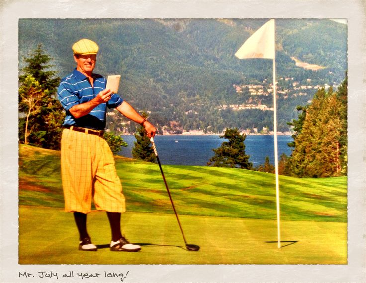 Bowen Island Golf Course
