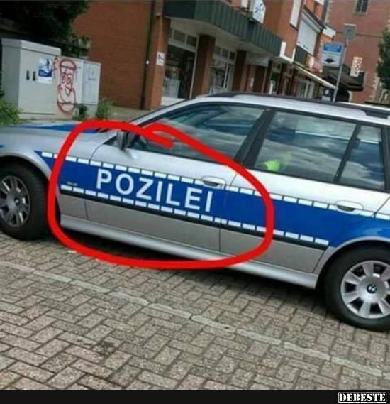 Der Pozilei.