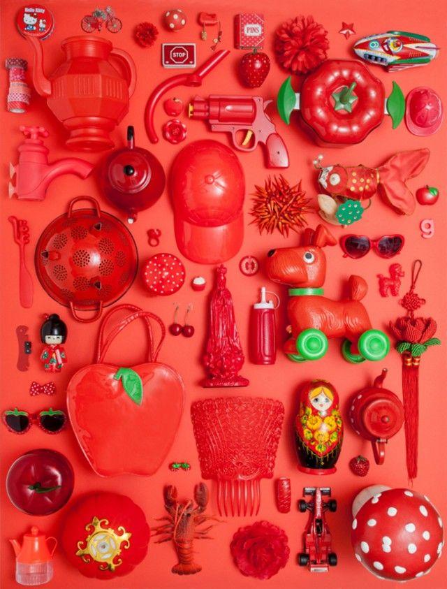 Crazy colors by Aline Houdé-Diebolt – Fubiz Media