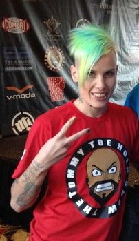 nice UFC well-known individual Bec Rawlings continues to be common regardless of damage