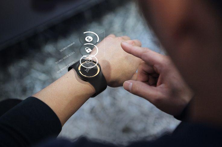 Time at a Glance | Yanko Design
