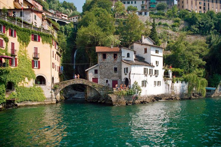 Nesso, Lombardia, Italy
