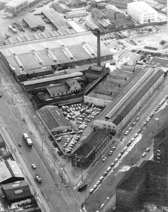 Citroëns udstilling i 1966