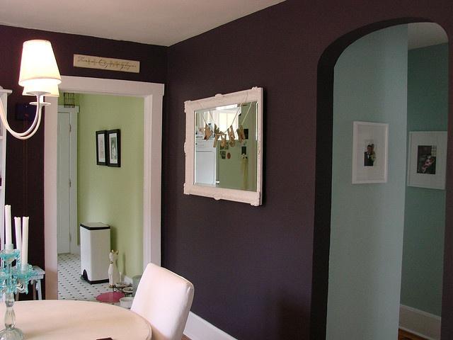 12 Best Eggplant Walls Images On Pinterest