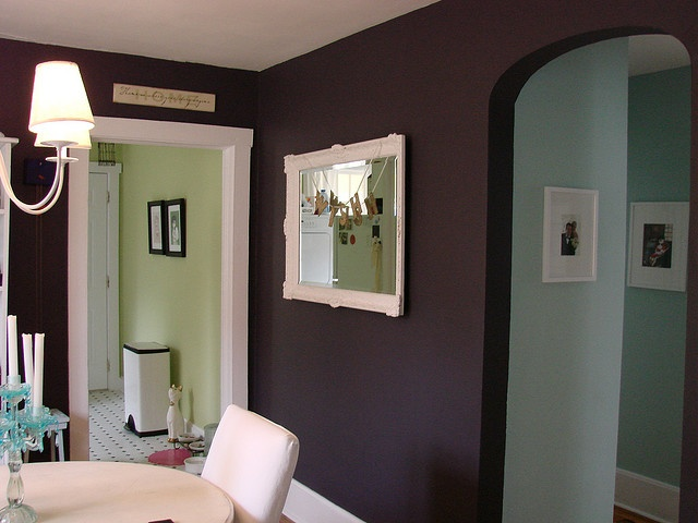 1000 images about eggplant walls on pinterest chocolate - Chambre violet aubergine ...