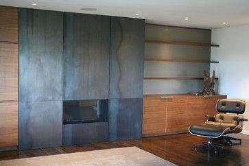 Edgehill - contemporary - Living Room - San Francisco - Five Twenty Two Industries