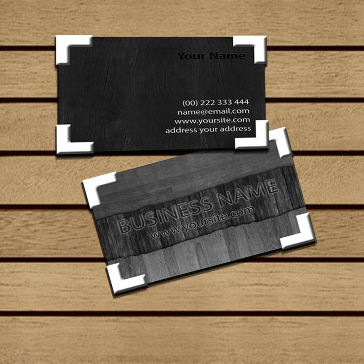 15 best Business card templates images on Pinterest | Business ...
