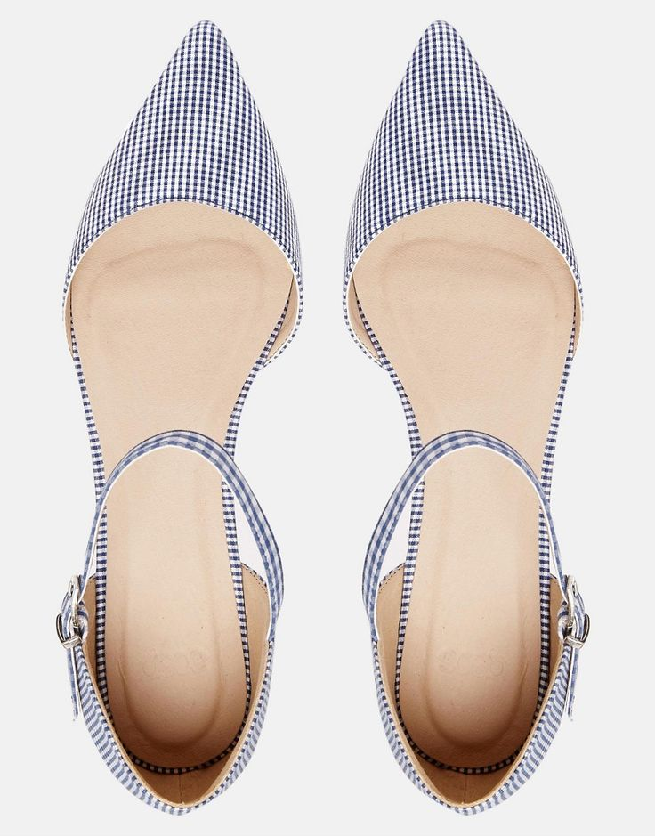 Image 3 of ASOS LATE NIGHT Pointed Ballet Flats