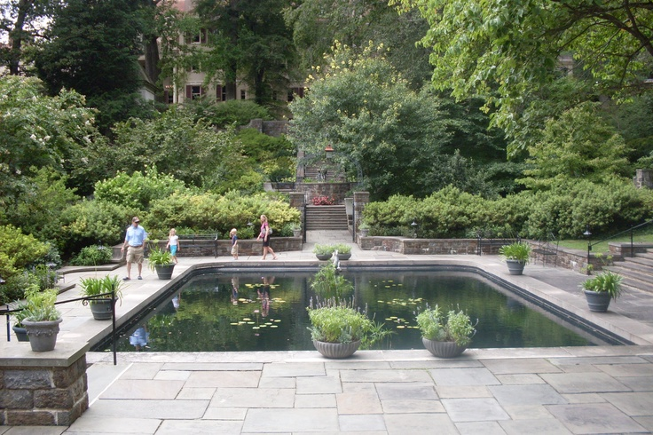 17 best images about tuscan gardens on pinterest gardens for Garden reflecting pool