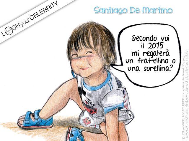 L'altro volto delle celebrità. Belen Rodriguez la celeb della settimana scorsa.  #BelenRodriguez #StefanoDeMartino #SantiagoDeMartino #lochyourface #lochyourcelebrity