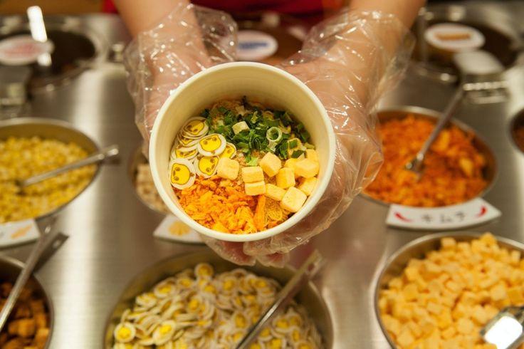 想DIY一碗世上獨一無二的杯麵嗎?橫濱杯麵博物館全體驗 | All About Japan