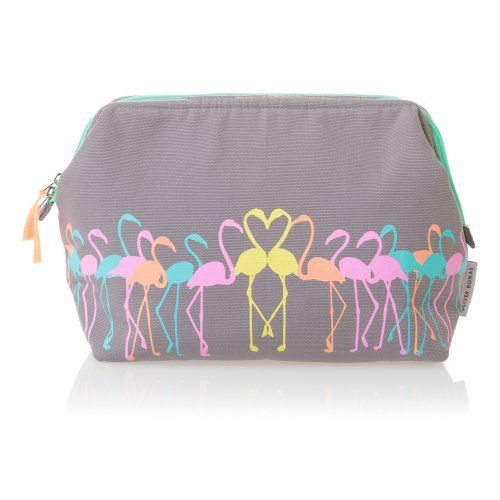 Flamingo Wash Bag