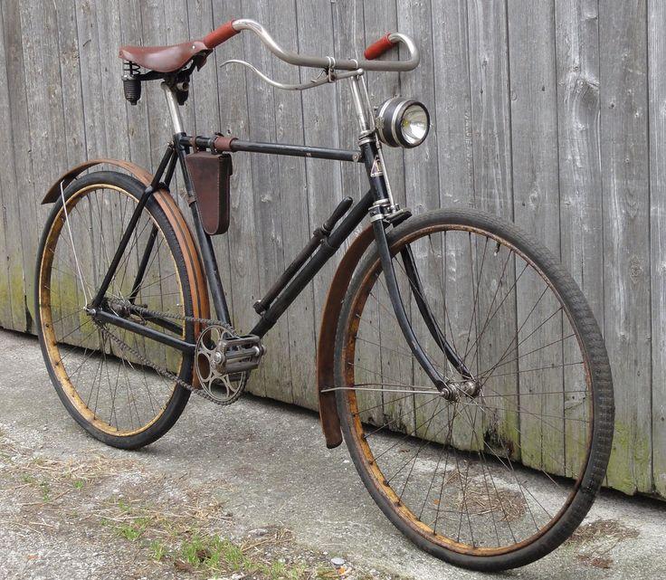 1925 Dürkopp Bicycle