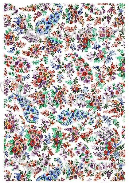 DGR 304 #decoupage #hobby #flowers #cartadiriso #carta #ricepaper #craft #calambour #handmade #decoration  #cachemire #paisley #gipsy