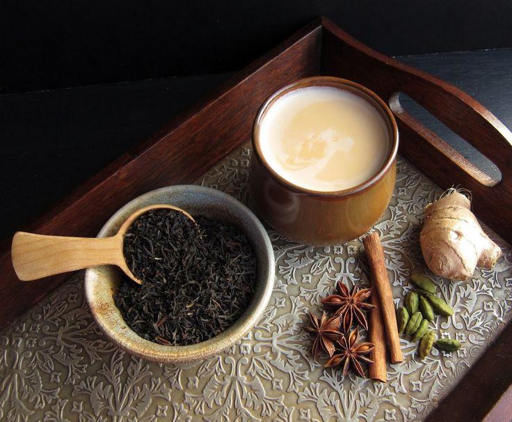 Masala Chai - Rezept und Zubereitung des indischen Teegetränks