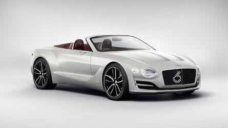 Автофория: Bentley хочет построить двухместный спортивный авт...