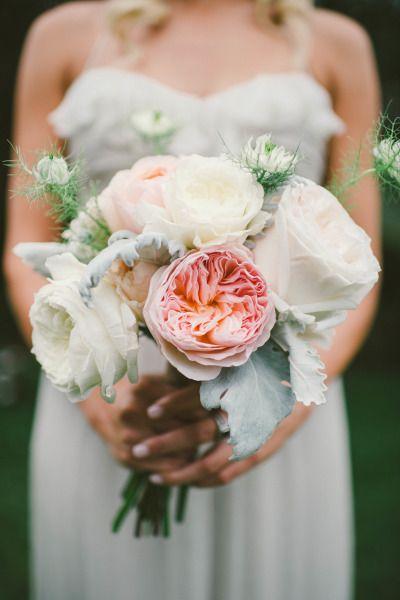 Juliette Roses: http://www.stylemepretty.com/2015/03/01/traditionally-elegant-la-jolla-wedding/ | Photography: Emily Blake - http://emilyblakephoto.com/